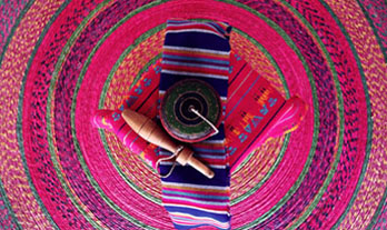 Rosa Mexicano traditional Mexican crafts
